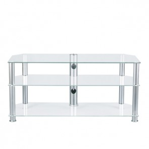 Mesa cristal Tv ALPHAGLASS