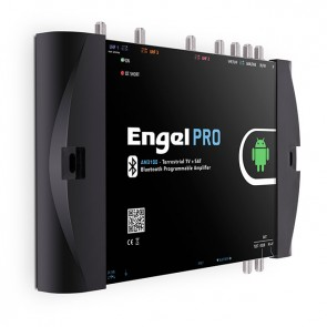 Amplificador programable Engel PRO AM3000
