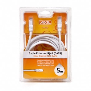 Cable Ethernet RJ 5 metros
