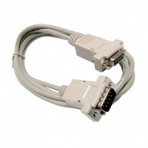 Cable RS232 null módem