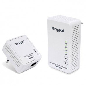 Kit Wifi Powerline Internet 500Mbps
