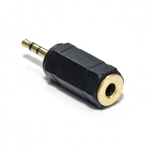 Adaptador 3,5 mm (H) / 2,5 mm (M) estéro